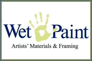 Wet Paint Full logo XL-YELLOW